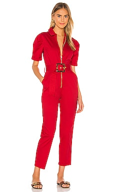 Belted Jumpsuit WeWoreWhat $168
