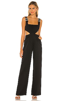 Cut Out Overall WeWoreWhat $228