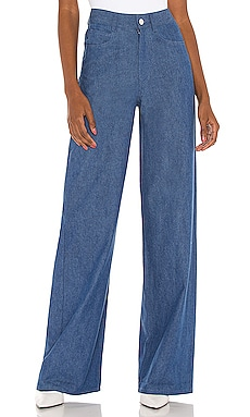 High Rise Wide Leg WeWoreWhat $148