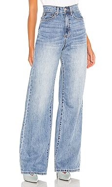 High Rise Wide Leg WeWoreWhat $148 BEST SELLER