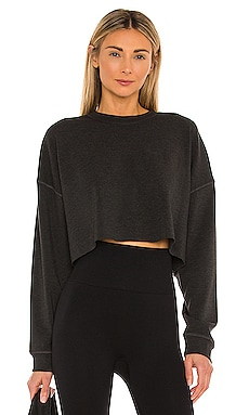 Cropped Sweatshirt WeWoreWhat $58