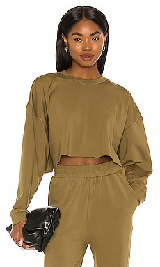 SWEAT CROPPED WeWoreWhat $58