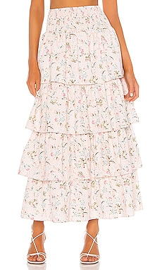 Paloma Skirt WeWoreWhat $225