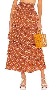 Paloma Skirt WeWoreWhat $225 NEW ARRIVAL