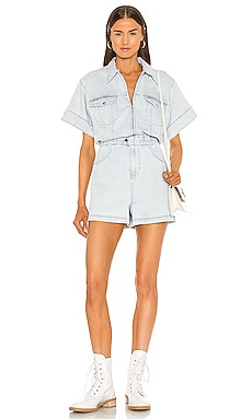 Flight Romper WeWoreWhat $158