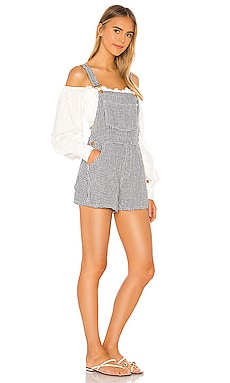 Basic Short Overalls WeWoreWhat $128