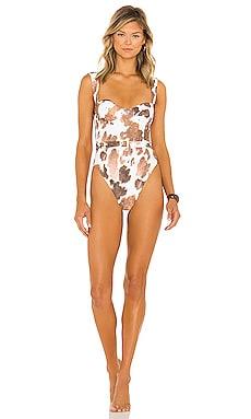 Vintage Danielle One Piece WeWoreWhat $195