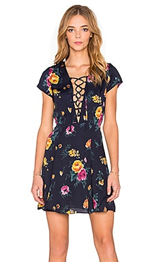 WYLDR Hayley Dress in Multi