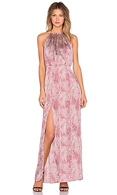 WYLDR Projection Maxi Dress in Multi