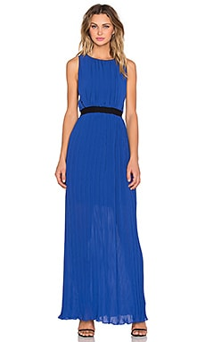 WYLDR My Love Maxi Dress in Blue
