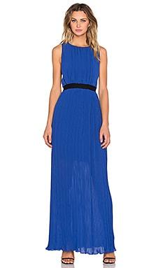 WYLDR My Love Maxi Dress in Blue