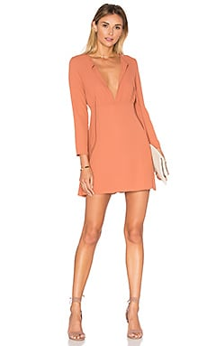 Love Ready Dress in Burnt Nude