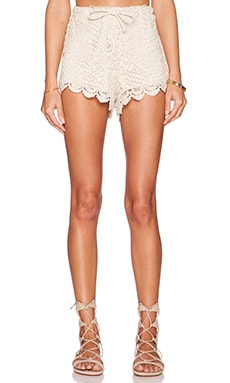 WYLDR Carefree Shorts in White