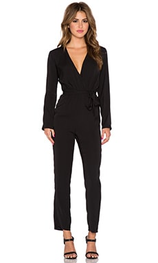 WYLDR Sophie Jumpsuit in Black