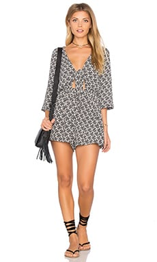 Twin Shadow Playsuit