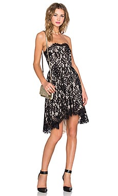 X by NBD Isabelle Dress in Black