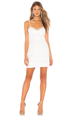 Too Icy 4 U Mini Dress X by NBD $129
