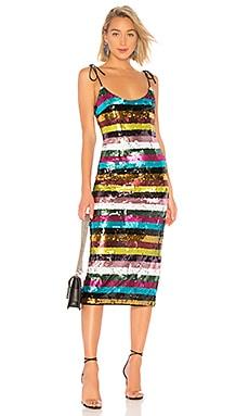 Desdemonda Embellished Midi Dress X by NBD $209