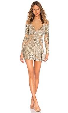 Meranda Embellished Mini Dress X by NBD $398 NEW ARRIVAL