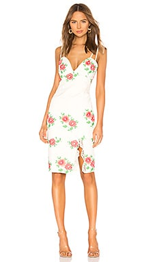 Trey Midi Dress X by NBD $268 BEST SELLER