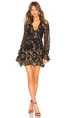 Journey Embellished Mini Dress X by NBD $298