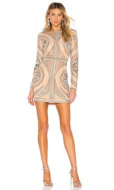 Whitney Embellished Mini Dress Nbd