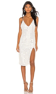 Winny Midi Dress X by NBD $221