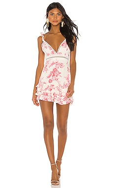 Dolores Mini Dress X by NBD $112