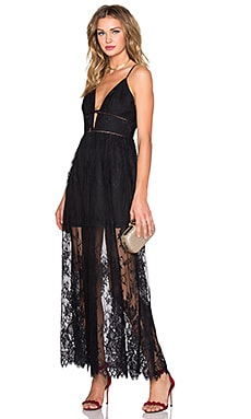 X by NBD Stella Dress in Black