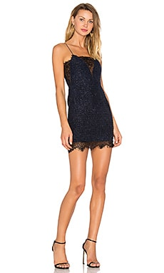 Gio Dress in Navy