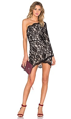 X by NBD Mia Dress in Black