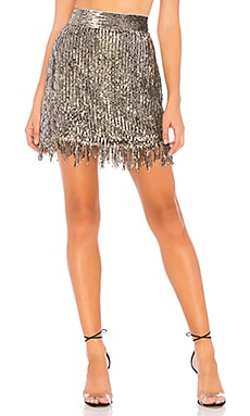 Xavi Embellished Sequin Skirt X by NBD $128