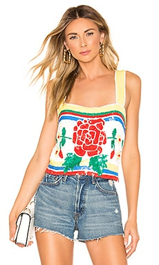 California Poppy Top X by NBD $78