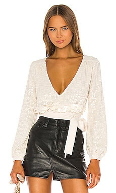Bea Embellished Top X by NBD $228