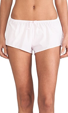 Shaya Shorts in Rose
