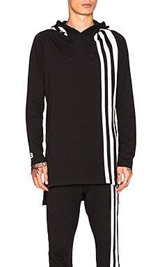 3 Stripes Hoodie