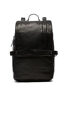 Y-3 Yohji Yamamoto Toile Backpack in Black