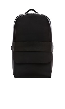 Y-3 Yohji Yamamoto Day Backpack in Black