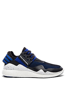 Y-3 Yohji Yamamoto Retro Boost in Y-3 Electric Blue & Core Black & FTWR White
