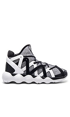 Y-3 Yohji Yamamoto Kyujo High in Core Black & FTWR White & Core Black