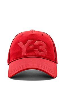Trucker Cap Y-3 Yohji Yamamoto $70