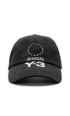 Street Cap Y-3 Yohji Yamamoto $85