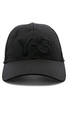 Logo Cap Y-3 Yohji Yamamoto $80