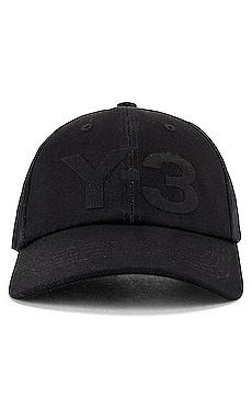 КЕПКА LOGO Y-3 Yohji Yamamoto $80