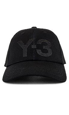 Y-3 Classic Logo Cap Y-3 Yohji Yamamoto $80