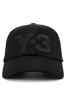 Classic Logo Cap Y-3 Yohji Yamamoto $80