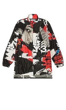 CH1 AOP 트래킹 자켓 Y-3 Yohji Yamamoto $600