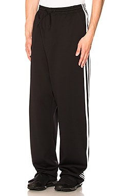 3-Stripes Wide Pants