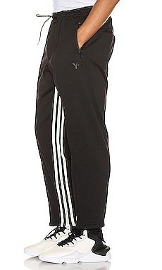 3 Striped Cropped Track Pant Y-3 Yohji Yamamoto $210