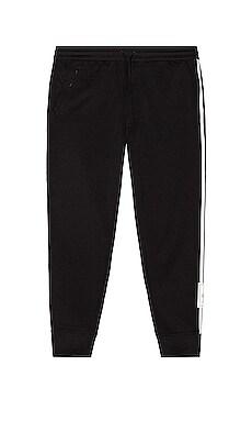 3 Stripe Cuffed Tack Pants Y-3 Yohji Yamamoto $230